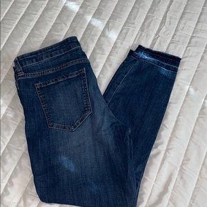 Gap denim legging skimmer Jean